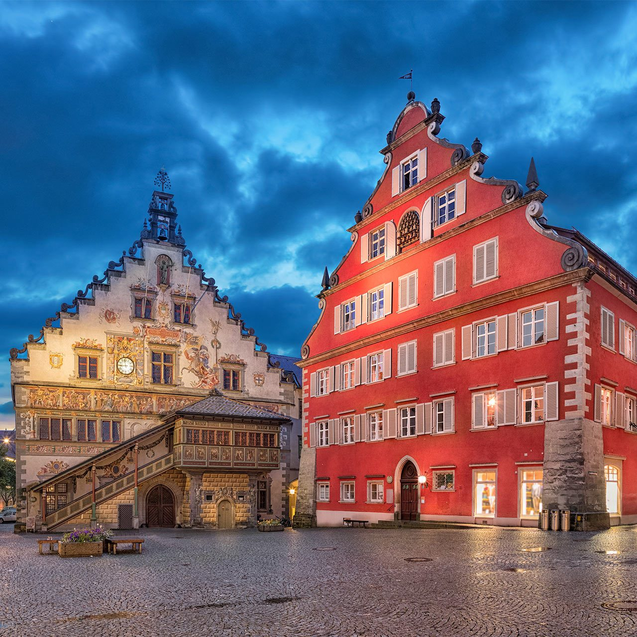 Lindau-Bodensee-Rathaus