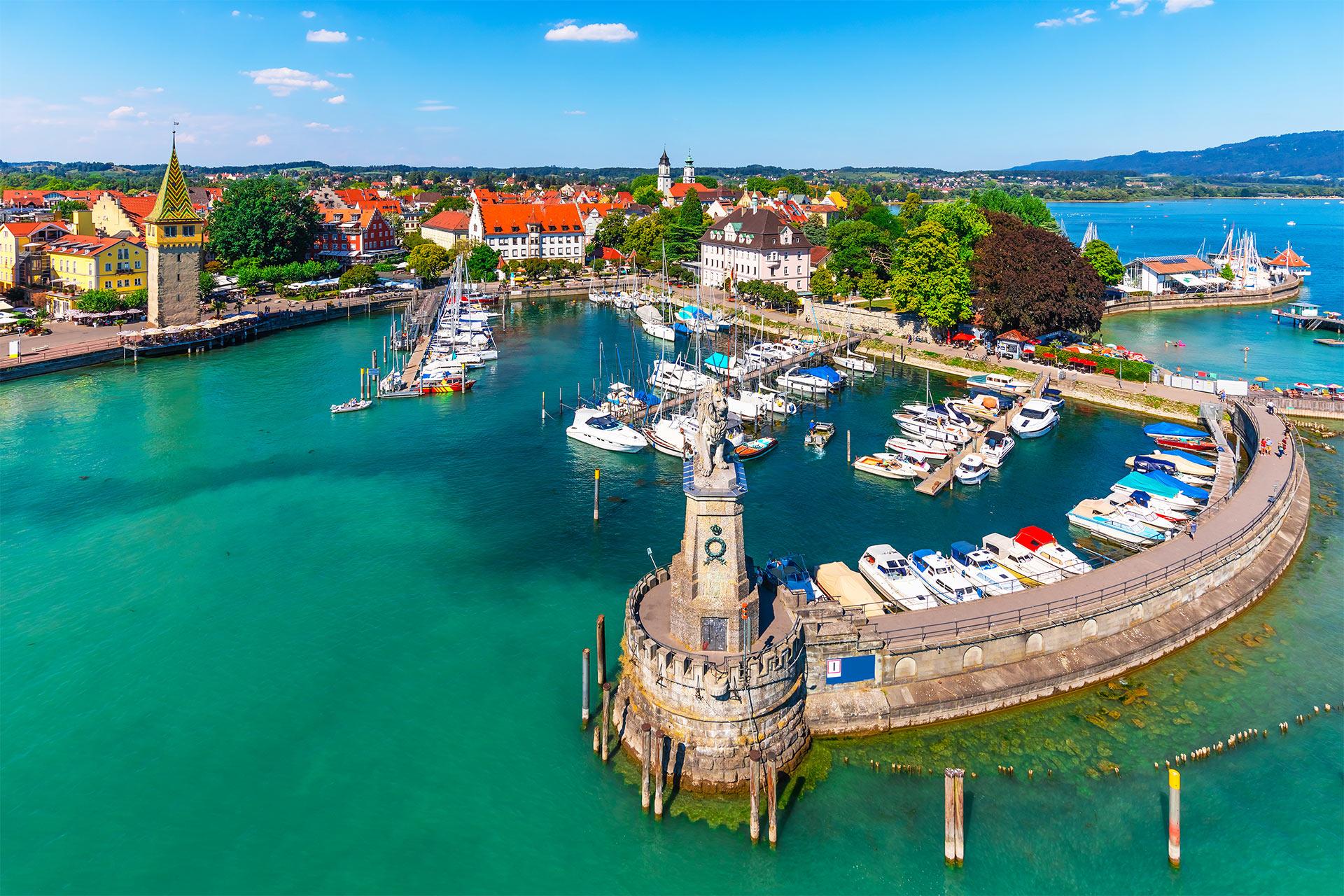 Lindau-Hotel-Hafen