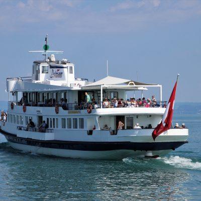 Schifffahrt-Bodensee