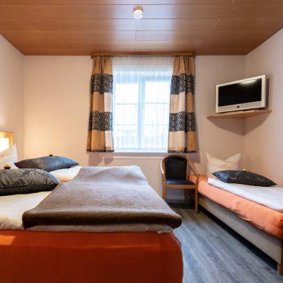 Hotel-Seerose-Lindau-Dreibettzimmer