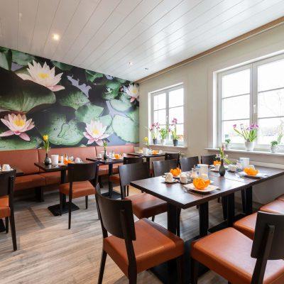 Hotel-Seerose-Lindau-Frühstücksraum