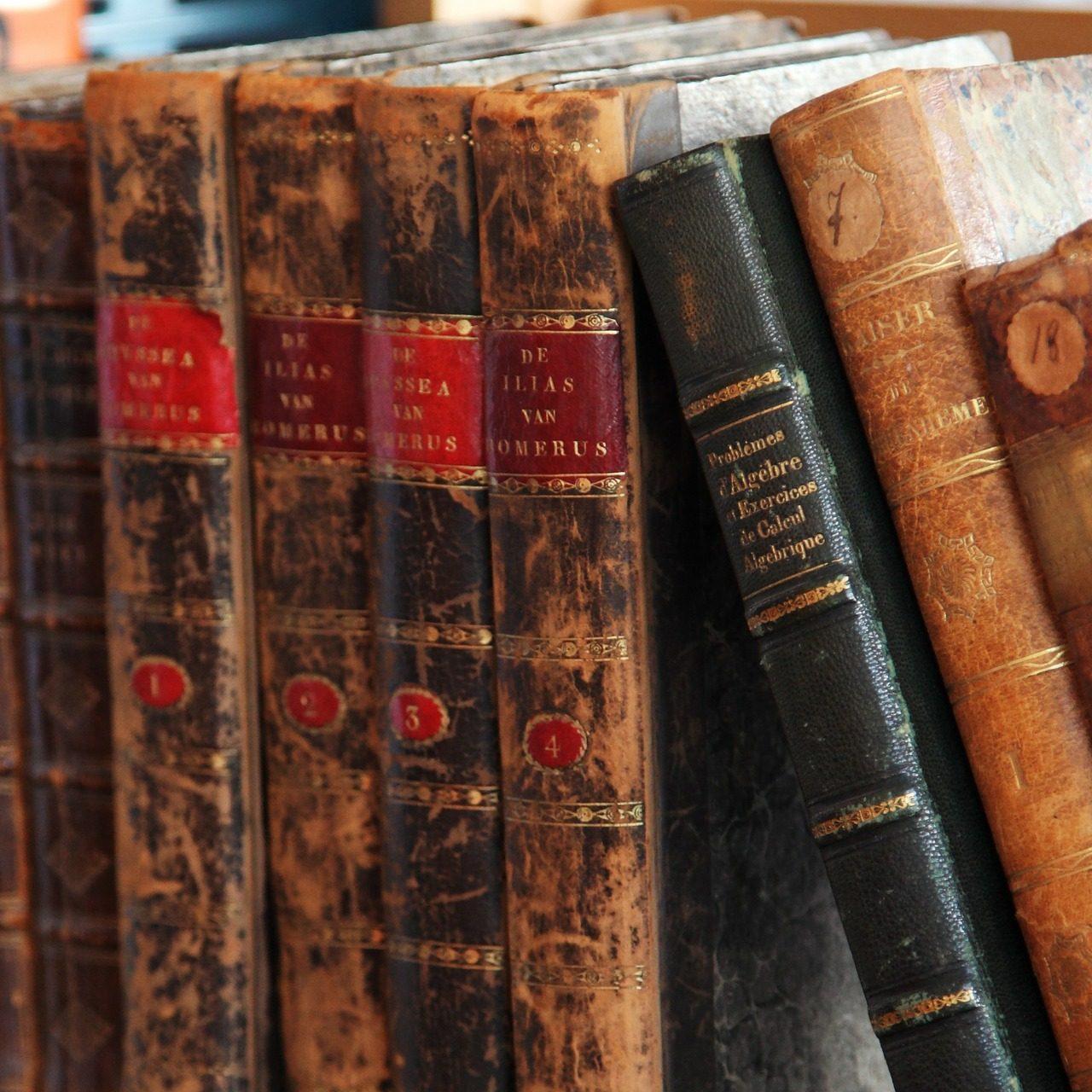 Bücher-Bibliothek