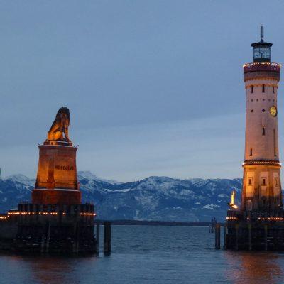 Leuchtturm-Lindau