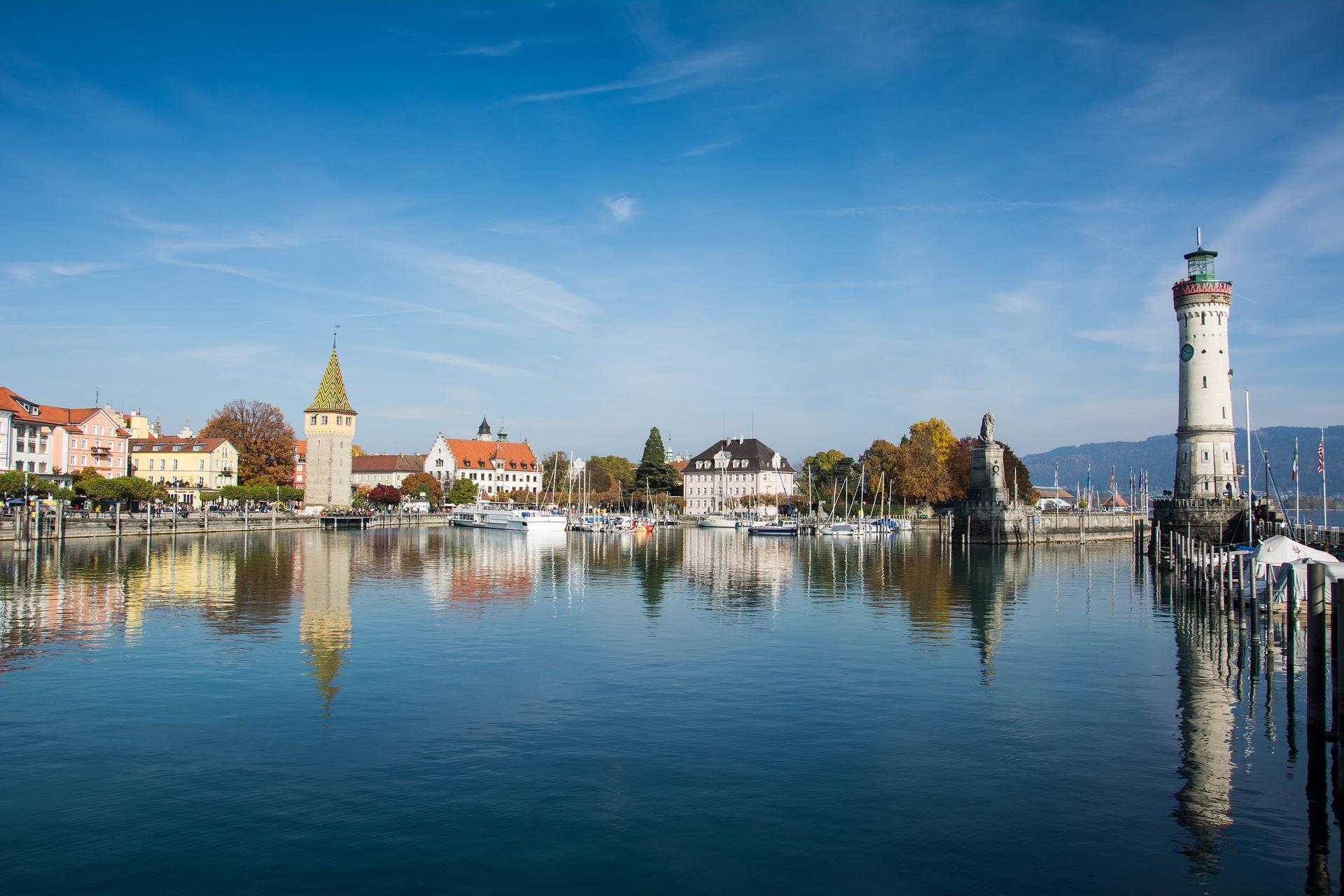 Hafen-Lindau
